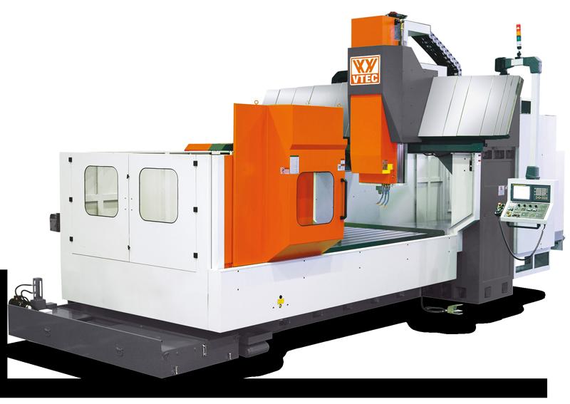 CNC Fräsmaschine V-TEC VF 3026