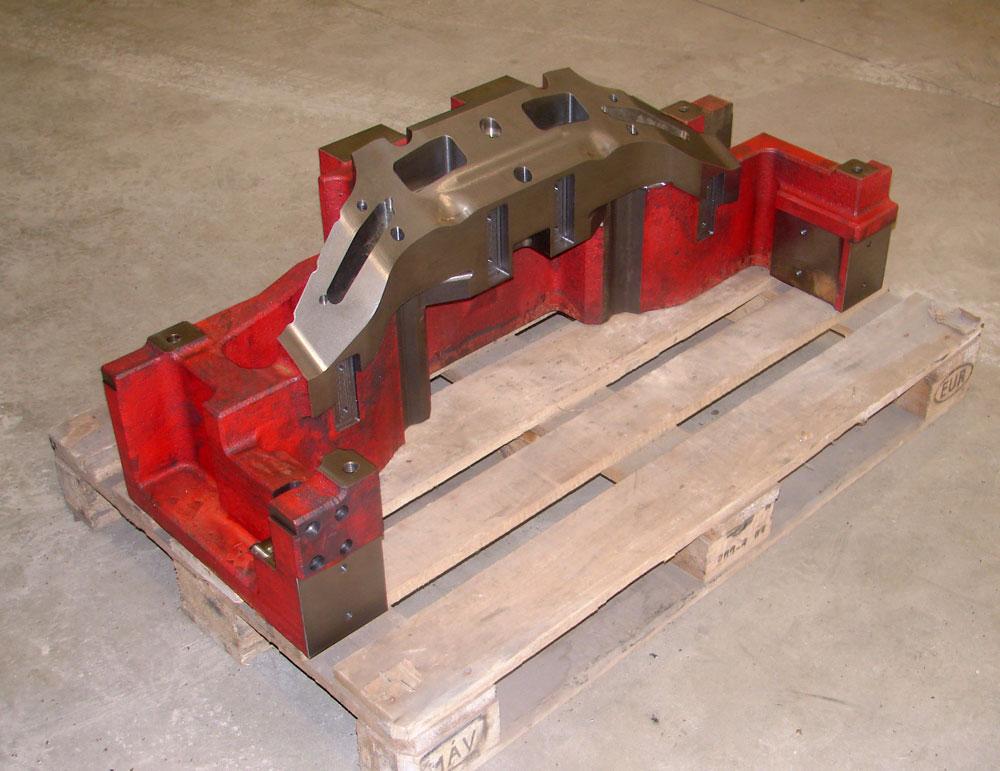 Gusswerkzeug aus dem Bereich Umformtechnik