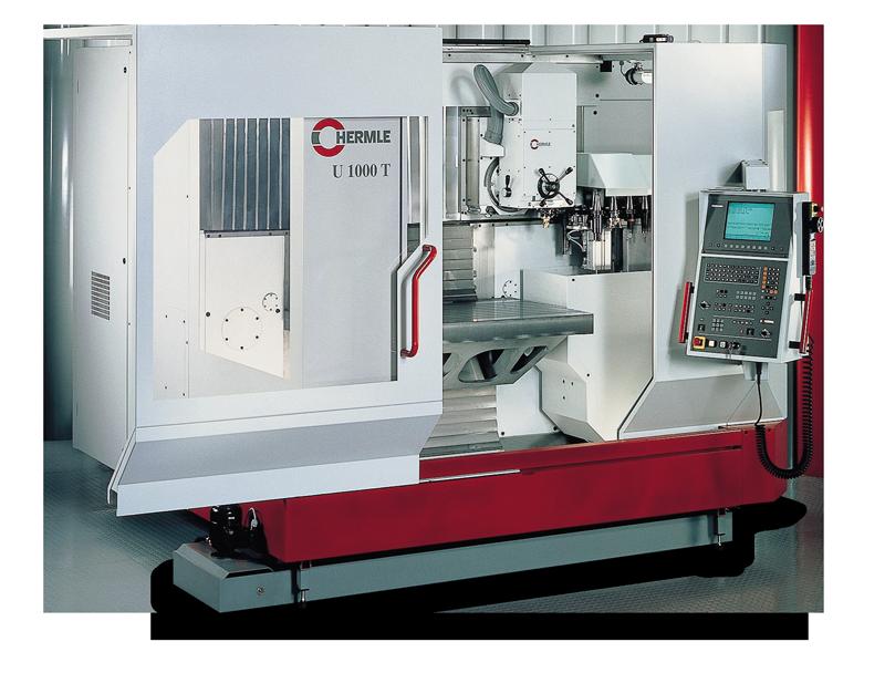 HERMLE U 1000 T CNC Fräsmaschine
