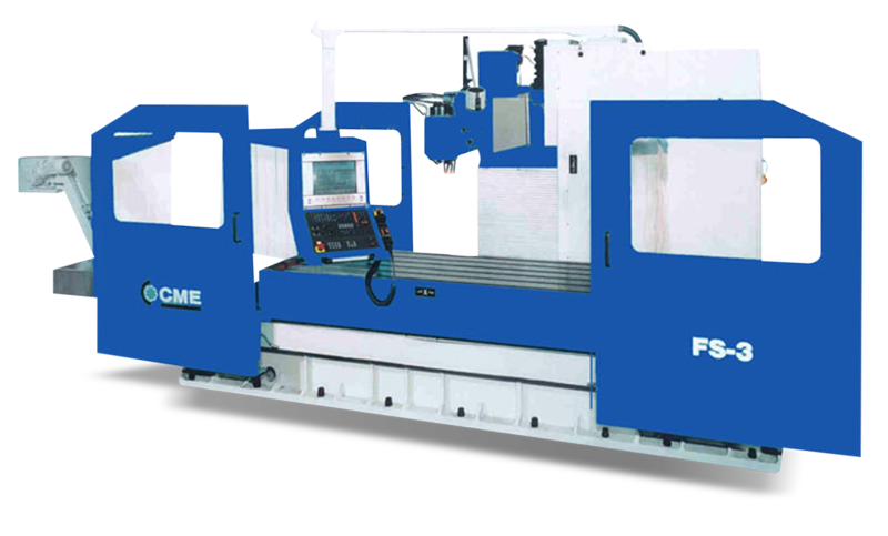 CME FS-3 CNC Fräsmaschine