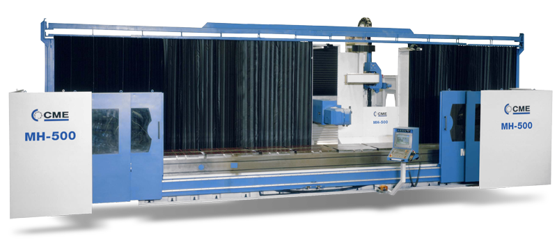 CNC Fräsmaschine CME MH-500