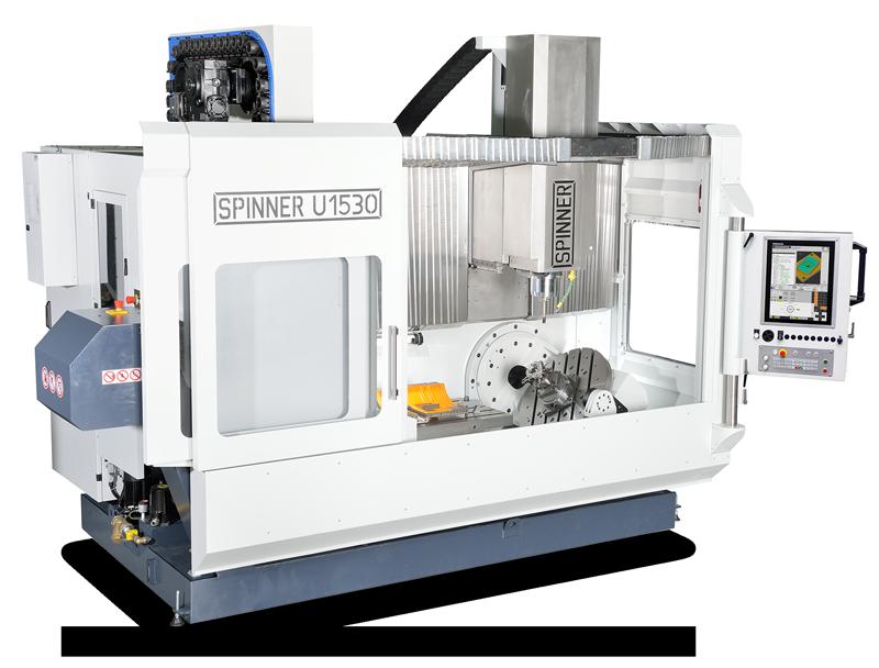 CNC Fräsmaschine Spinner U5-1530